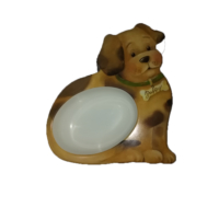 Record Dekoratif Melamin Köpek Mama Kabı 23 x 21 CM
