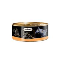 Patimax Jel Tuna Balıklı & Somonlu Yetişkin Kedi Konservesi 85 gr