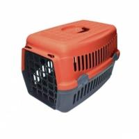GoodnessPet Taşıma Kabı Küçük Kırmızı 48 x 32 x 32cm