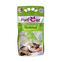 Paticat Natural Doğa Kokulu Kedi Kumu (İnce Taneli) - 10 Lt