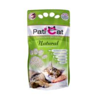 Paticat Natural Doğa Kokulu Kedi Kumu (Kalın Taneli) - 10 Lt