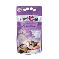 Paticat Sensitive Yumuşatıcı Kokulu Kedi Kumu (Kalın Taneli) - 10 Lt