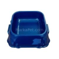 Percell Köpek Mama Su Kabı 1 Lt Mavi