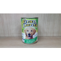 Gran Bonta Kuzu Etli Konserve Köpek Maması 400Gr