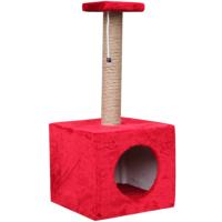 Agira Küp Yuvali Kedi Tırmalama Standı 69 Cm