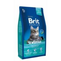 Brit Premium Sensitive Kuzu Etli Yetişkin Kedi Maması 8 Kg