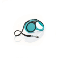 Flexi New Comfort 8M Şerit L Otomatik Köpek Gezdirme Tasması Mavi