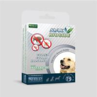 Max Biocide Collier Collar Halsband Köpekler İçin Bitkisel Dış Parazit Tasması 75Cm