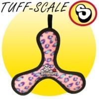 Tuffy Jr Boomerang Yumuşak Sesli Köpek Kemirme Oyuncağı 20 Cm
