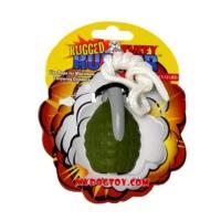 Tuffy Rugged Rubber El Bombası Köpek Oyuncağı (XS)