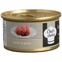 Chefs Choice Lamb İn Gravy Soslu Kuzu Etli Kedi Konservesi 80 Gr