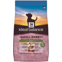 Hills İdeal Balance Tavuklu Esmer Pirinçli Küçük Irk Yetişkin Köpek Maması 2 Kg