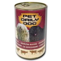 Pet Daily Dog Sığır Etli Köpek Konservesi 415 Gr