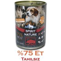 Spirit Of Nature Domuz Etli Köpek Konservesi 415 Gr