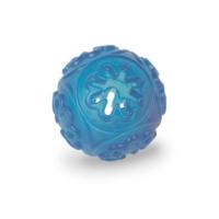 Nobby Thermoplastik Kaucuk Köpek Ödül Topu 7 cm (Mavi)