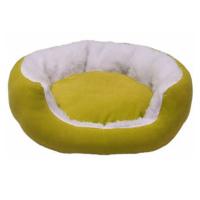 Bronza Poli Kedi ve Köpek Yatağı Sarı