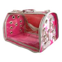 Lepus Flybag Kedi Köpek Taşıma Çantası Pembe 25*35*40 cm