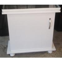 Kanki Pet Akvaryum Sehpa Beyaz Düz 65 Cm (65x26x67)