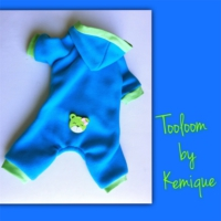 Blue Bear Polar Tulum - Tooloom By Kemique