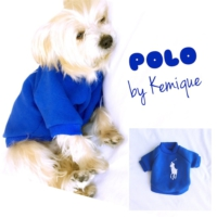 Mavi Köpek SweatshirtPolo By Kemique