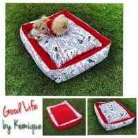 Kemique Good Life Köpek Yatağı 2XL
