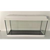 Kanki Pet Akvaryum 100 Cm Düz Beyaz tam kapak 100x31x41 (120 Litre )