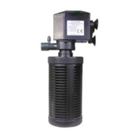 Dophin 950F İç Filtre 480 Lt/H 7 Watt