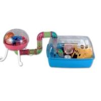 Dayang Hamster Kafesi Oyun Parklı +Hediyeli M048