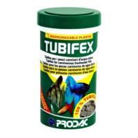 Prodac Tubifex Sıkıştırılmış Kurt Küp 250Ml