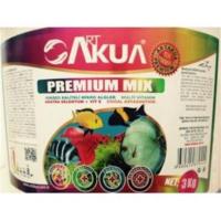 Art Akua Premıum Mix Balık Yemi 3Kg Kova