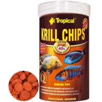 Tropical Krill Chips 250Ml 125Gr