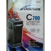 Dophin C-700 Dış Filtre Full Dolu