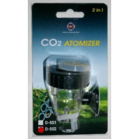 Up Aqua D-502 Co2 Atomizer 2İn1 26Mm