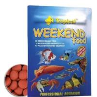 Tropical Weekend Food Tatlı Su Balıkları İçin Tatil Yemi 20Gr