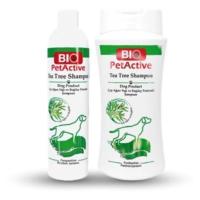 Bio Pet Active Çay Ağacı Özlü Köpek Şampuanı 400Ml