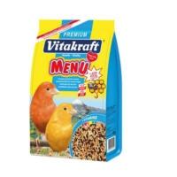 Vitakraft Premium Menü Kanarya Yemi 500 Gr 12 Adet