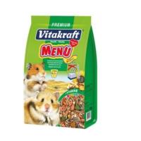 Vitakraft Premuim Menu Hamster Yemi 1000Gr 5 Adet