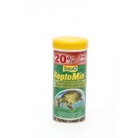 Tetra Reptomin Kaplumbağa Yemi 250 Ml+50 Ml