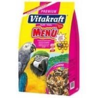 Vitakraft Menü Premium Papağan Yemi 1000 Gr 5 Adet