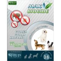 Max Biocide Küçük Irk Köpek Bit Pire Tasma 38 Cm