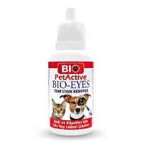 Bio Pet Active Eyes Göz Altı Leke Çıkarıcı Sülüsyon 50 Ml