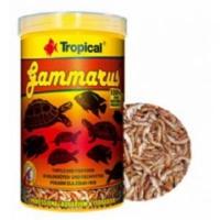 Tropical Gammarus Kaplumbağa Yemi 1000 Ml