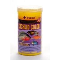 Tropical Cichlid Color Flake 1200 Ml