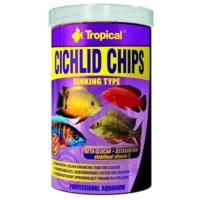 Tropical Cichlid Chips 250Ml 138Gr
