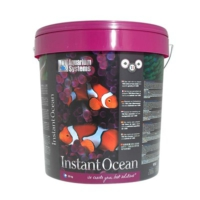 Aquarium Systems Instant Ocean 25 Kg Kova Sentetik Deniz Tuzu