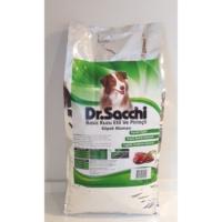 Dr.Sacchi Kuzu Etli & Pirinçli Köpek Kuru Mama 15 kg