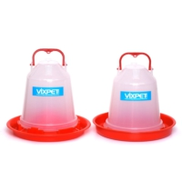 Vixpet Civciv Yemlik ve Suluk Takımı CS 3 kg