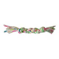 Renkli Örgü Köpek Diş İpi Large 4*25 cm