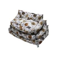 Smart Soft Köpek Yatağı Kahverengi Lilyum No: 3