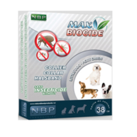 Max Biocide Küçük Köpekler İçin Dış Parazit Tasması Margosa- 38Cm.